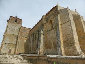 127. Villalcázar de Sirga. Santa María la Blanca