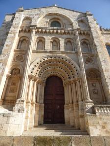 166. Zamora. Catedral. Portada del Obispo