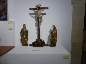 171. Zamora. Catedral. Calvario de Juan de Montejo. hacia 1600