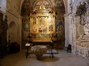 187. Zamora. Catedral. Capilla de San Juan Evangelista