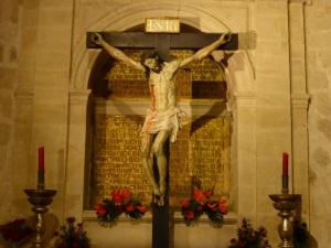 189. Zamora. Catedral. Cristo de las Injurias