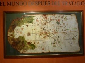 238. Tordesillas. Casas del Tratado