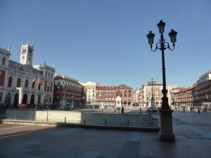 253. Valladolid. Plaza Mayor