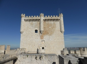 272. Peñafiel. Castillo