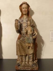 329. Valladolid. San Gregorio. Museo Nac. Escultura. Finales XIII