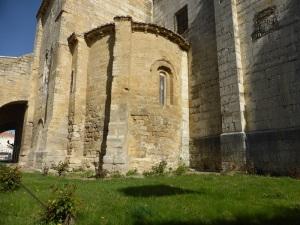 341. Carrión de los Condes. Santa María del Camino