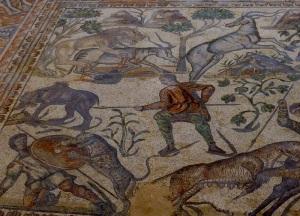380. Villa romana de La Olmeda