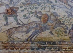 381. Villa romana de La Olmeda