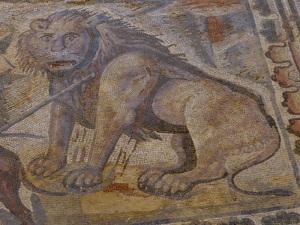 383. Villa romana de La Olmeda