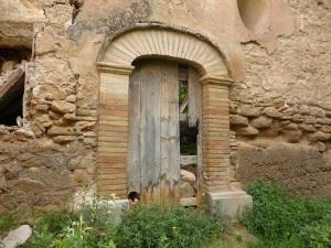 Casa Vidal. Puerta San Mamés