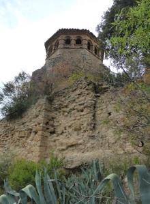 Muralla y cabecera de San Pedro