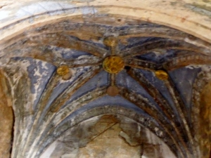 San Pedro. Capilla nordeste. Bóveda