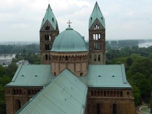 059. Espira. Catedral. Subida a la torre
