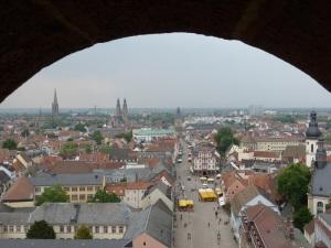 062. Espira. Catedral. Subida a la torre