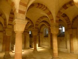 081. Espira. Catedral. Cripta