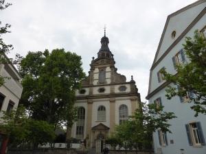 089. Espira. Iglesia de la Trinidad