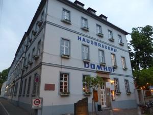 100. Espira. Restaurante Domhof