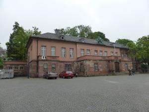 113. Worms. Schlossplatz