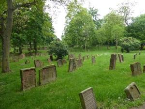 151. Worms. Cementerio judío