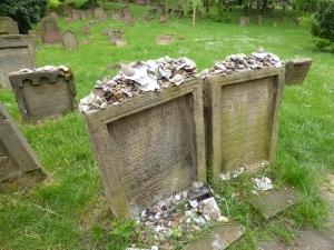 152. Worms. Cementerio judío