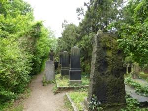155. Worms. Cementerio judío