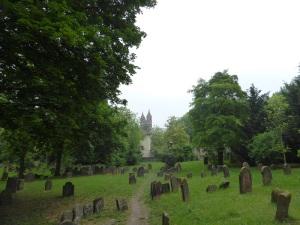 159. Worms. Cementerio judío