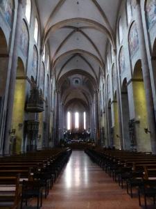 195. Maguncia. Catedral. Hacia el oestee