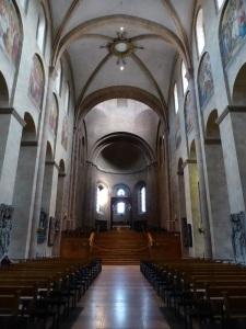 196. Maguncia. Catedral. Hacia el este
