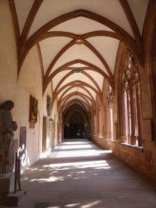 207. Maguncia. Catedral. Claustro