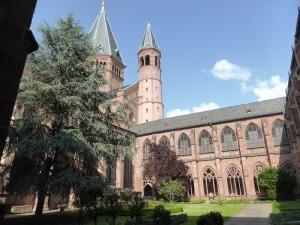 212. Maguncia. Catedral. Claustro