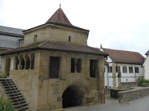 319. Grosscomburg. Capilla San Erhards