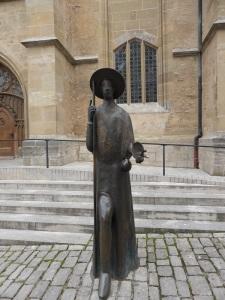 437. Rothenburg. Frente a San Jacobo
