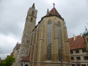 438. Rothenburg. San Jacobo