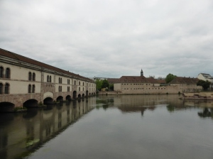 463. Estrasburgo. Barrage Vauban