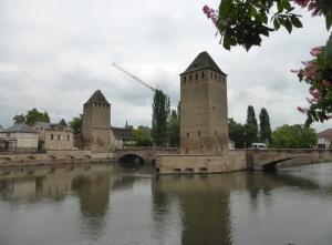 464. Estrasburgo. Ponts couverts