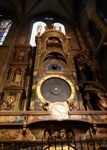 497. Estrasburgo. Catedral. Reloj astronómico