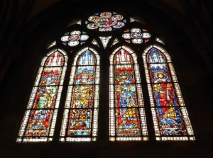 501. Estrasburgo. Catedral