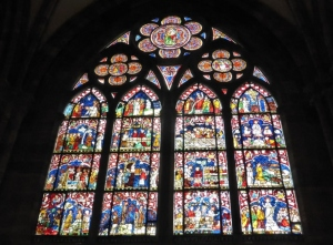 505. Estrasburgo. Catedral