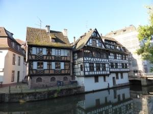 525. Estrasburgo. La Petite France