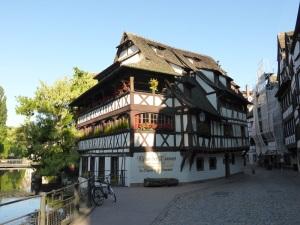 527. Estrasburgo. La Petite France