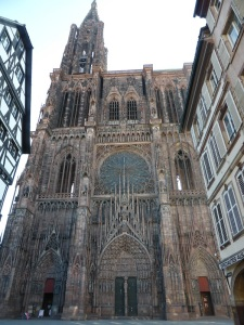 542. Estrasburgo. Catedral