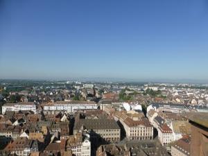 547. Estrasburgo. Catedral. Subida a la torre
