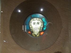 553. Museo de la Obra de las catedral. Christ de Wissembourg
