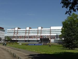 582. Estrasburgo. Consejo de Europa