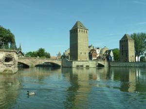 589. Estrasburgo. Paseo por los canales