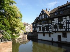 593. Estrasburgo. Paseo por los canales