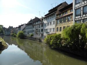 594. Estrasburgo. Paseo por los canales
