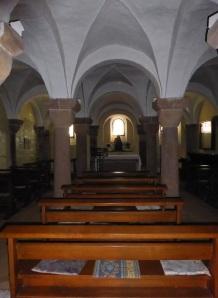 612. Andlau. San Pedro y San Pablo. Cripta