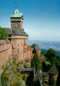637. Castillo Haut-Koenigsbourg