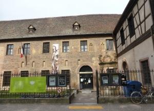 678. Colmar. Museo de Unterlinden